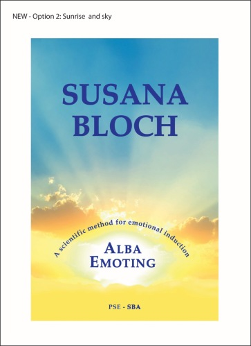 "Susana Bloch's ""Alba Emoting"" is available on Amazon.com 